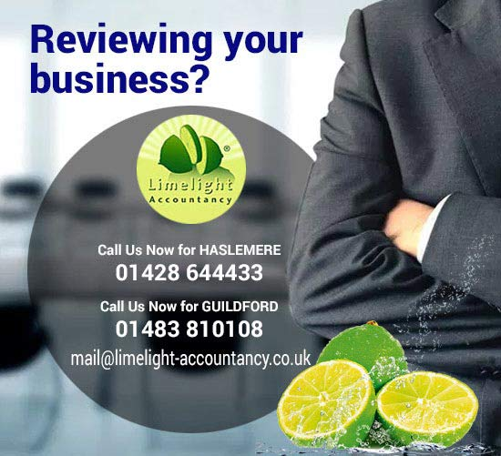 Reviewing your business?