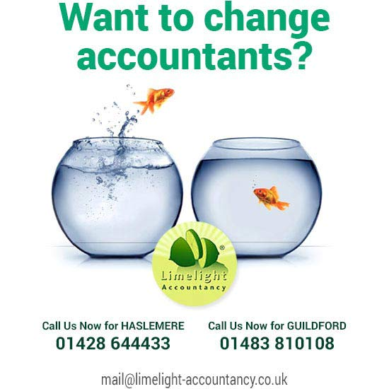 Want to change accountants?