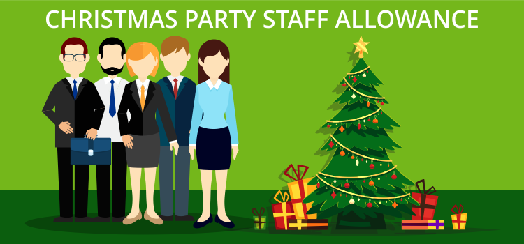 Christmas Party Staff Allowance