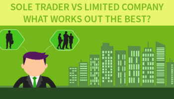 Sole trader vs limited company – What works out the best?
