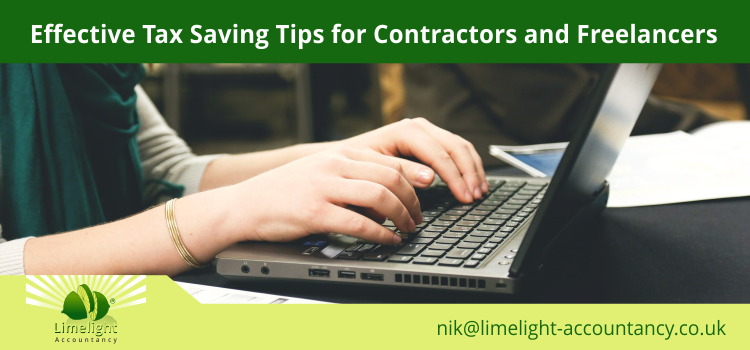 Tax Saving Options for Contractors and Freelancers