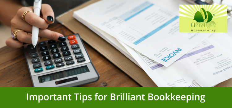 Five Ways to Manage Excellent Bookkeeping